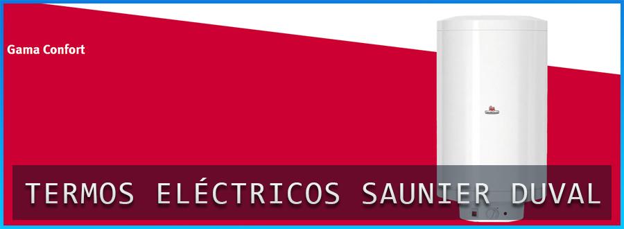 Termos eléctricos Saunier Duval
